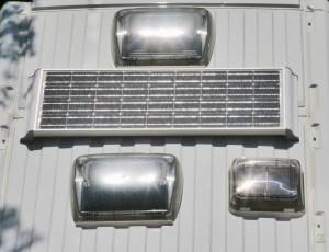 panel solar 300x230 ¿Es importante un panel solar en nuestro camper?