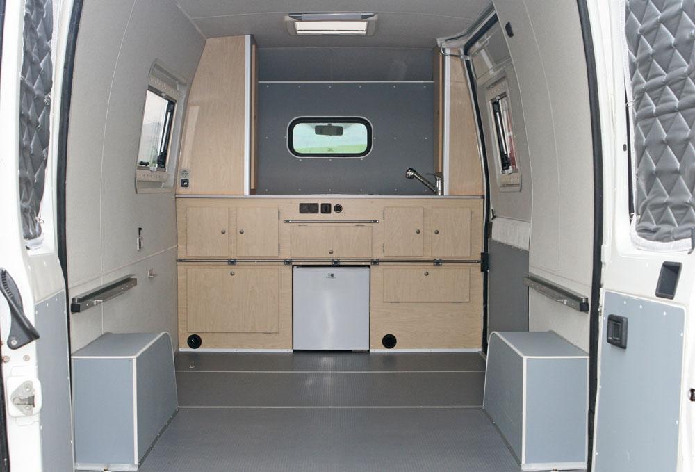 Muebles Exterior : Peugeot boxer maxi izadivan