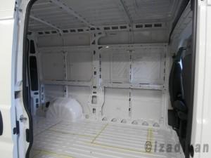 Reforma camper ducato l2h2 1 izadivan - Muebles para camperizar furgonetas ...
