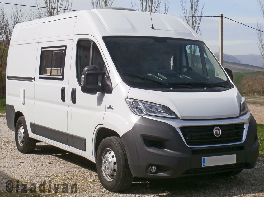 12 fiat ducato l2h2 izadivan. Black Bedroom Furniture Sets. Home Design Ideas