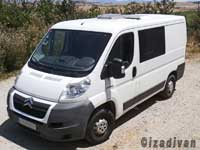 MD15 PORT CAMPER A MEDIDA